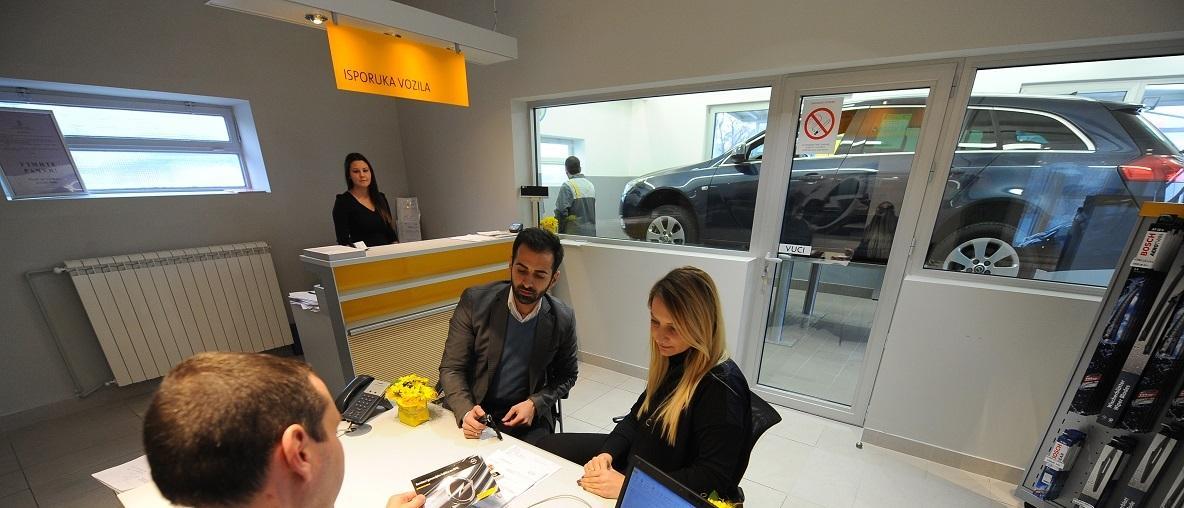 Opel Komnenović Beograd