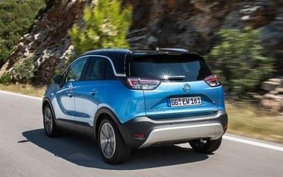 Već preko 100.000 porudžbina za Opel Crossland X