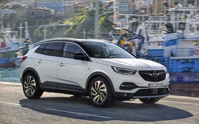 Moćan automobil prestižnih atributa: Atletski, avanturistički Opel Grandland X