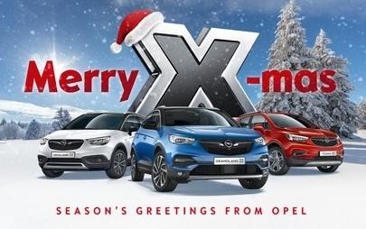 Opel obeležava 2017. godinu najvećom ofanzivom modela u istoriji